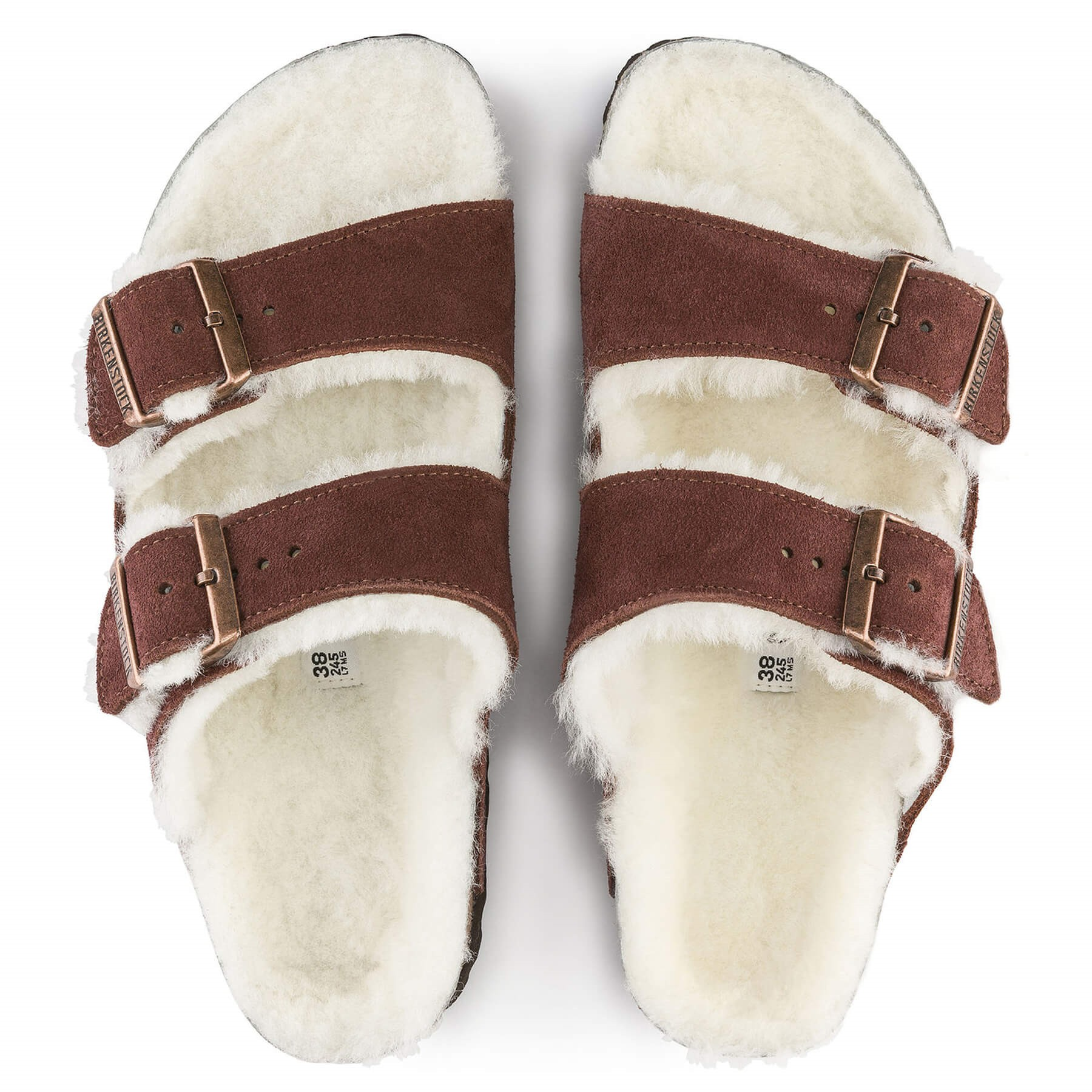 birkenstock fourrees